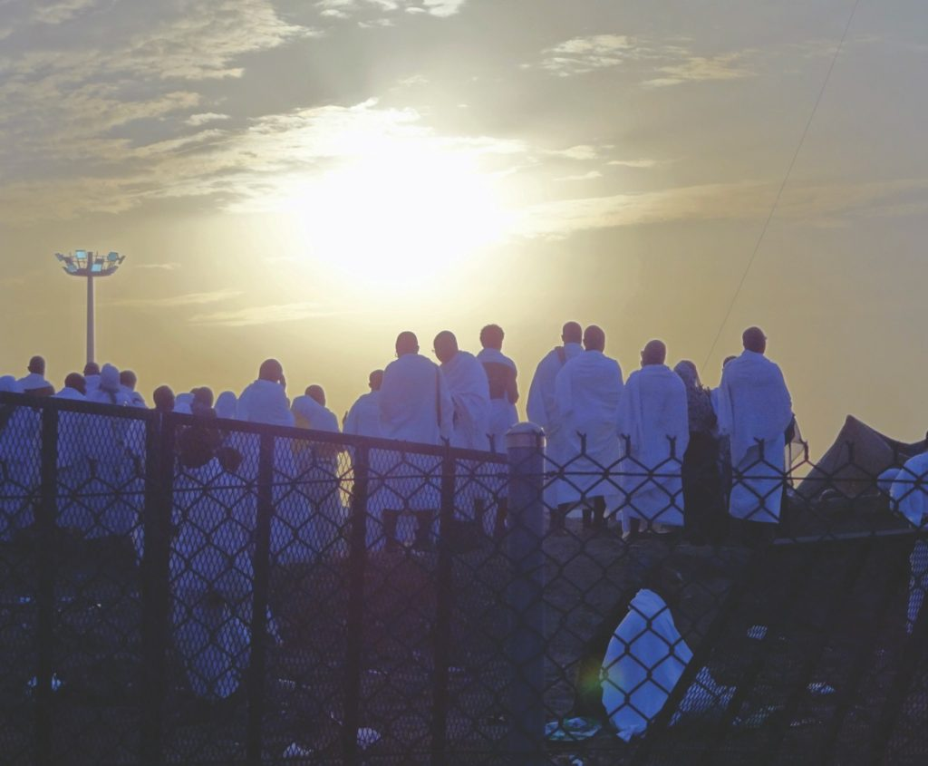 All hearts yearn for Arafah..