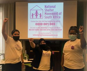 The three social workers operating the National Shelter Helpline call centre are already in action to help victims of domestic abuse around the country.