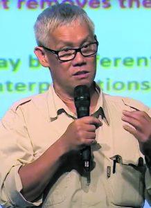 Rev Living Lee Chai Peng