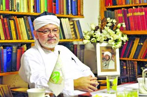 Shaikh Seraj Hendricks